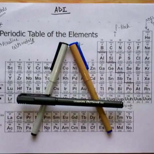 TRICK TO LEARN PERIODIC TABLE
